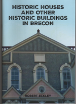 Historic Houses and Other Historic Buildings in Brecon cover